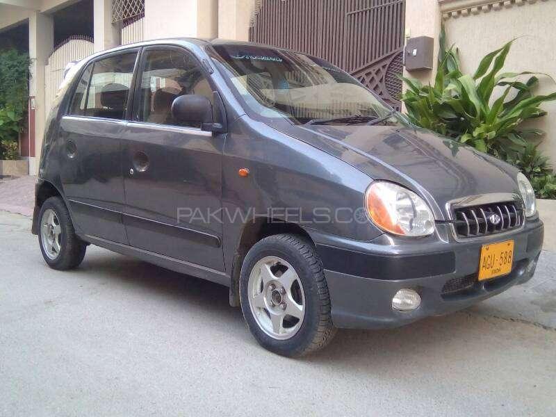 Hyundai Santro Exec 2004 Image-9