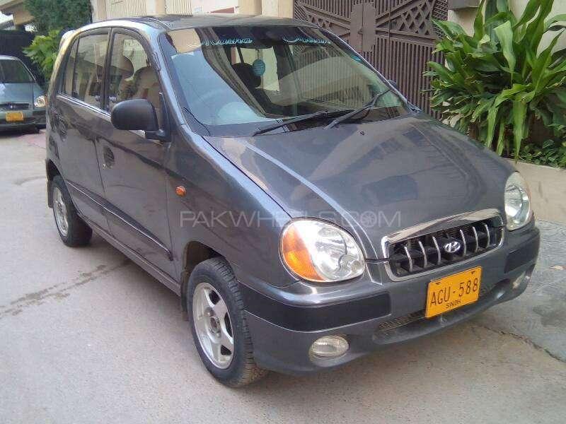 Hyundai Santro Exec 2004 Image-10
