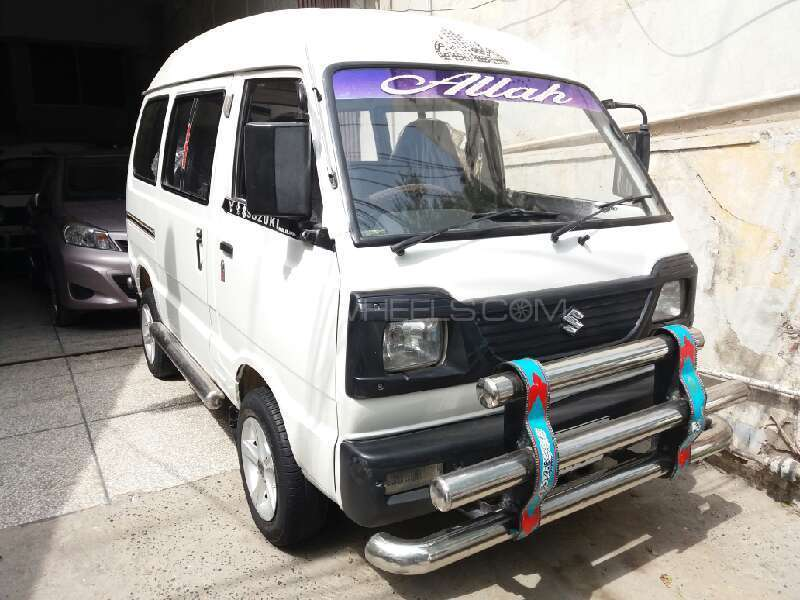 Suzuki Bolan VX Euro II 2013 Image-2