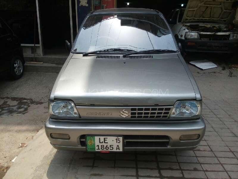 Suzuki Mehran 2014 Image-1