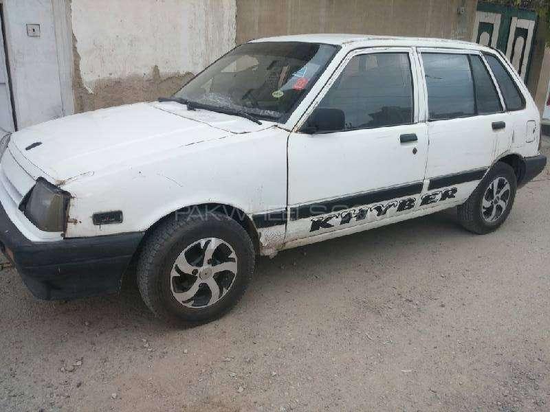 Suzuki Khyber 1989 Image-3
