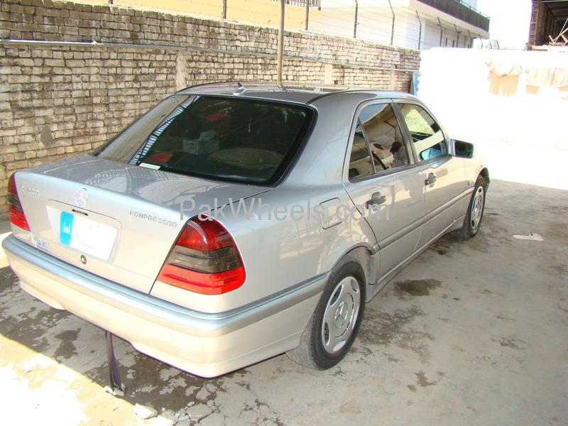 Mercedes Benz C Class C200 1998 Image-4
