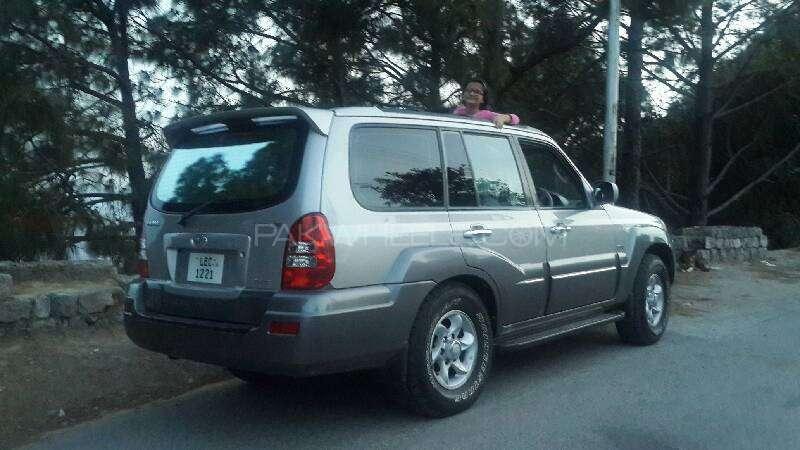 Hyundai Terracan 2008 Image-9