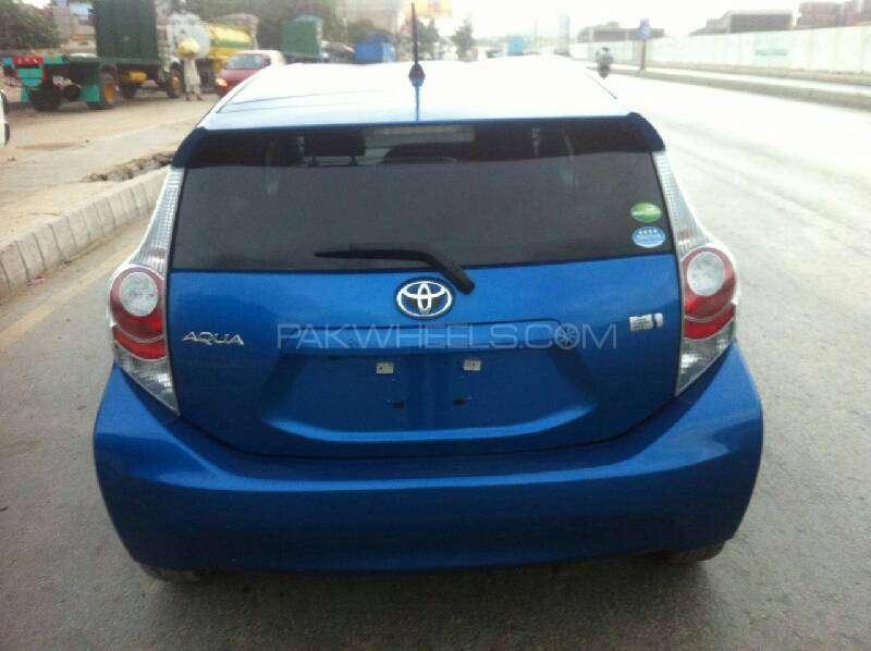 Toyota Aqua S 2013 Image-5