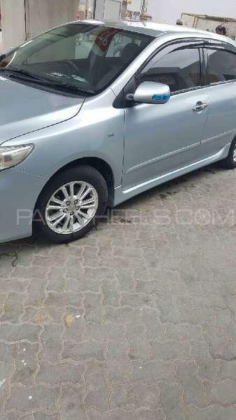 Toyota Corolla GLi 1.3 VVTi 2013 Image-6