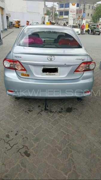 Toyota Corolla GLi 1.3 VVTi 2013 Image-2