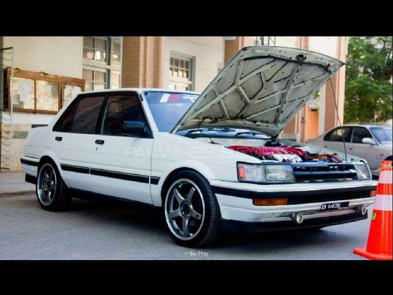 Toyota Corolla 1986 For Sale In Peshawar Pakwheels