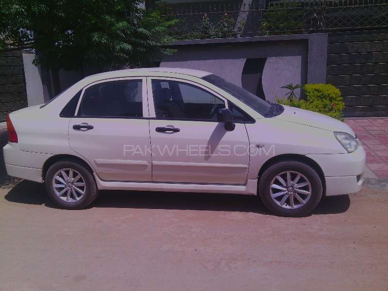 Suzuki Liana 2007 For Sale In Islamabad Pakwheels