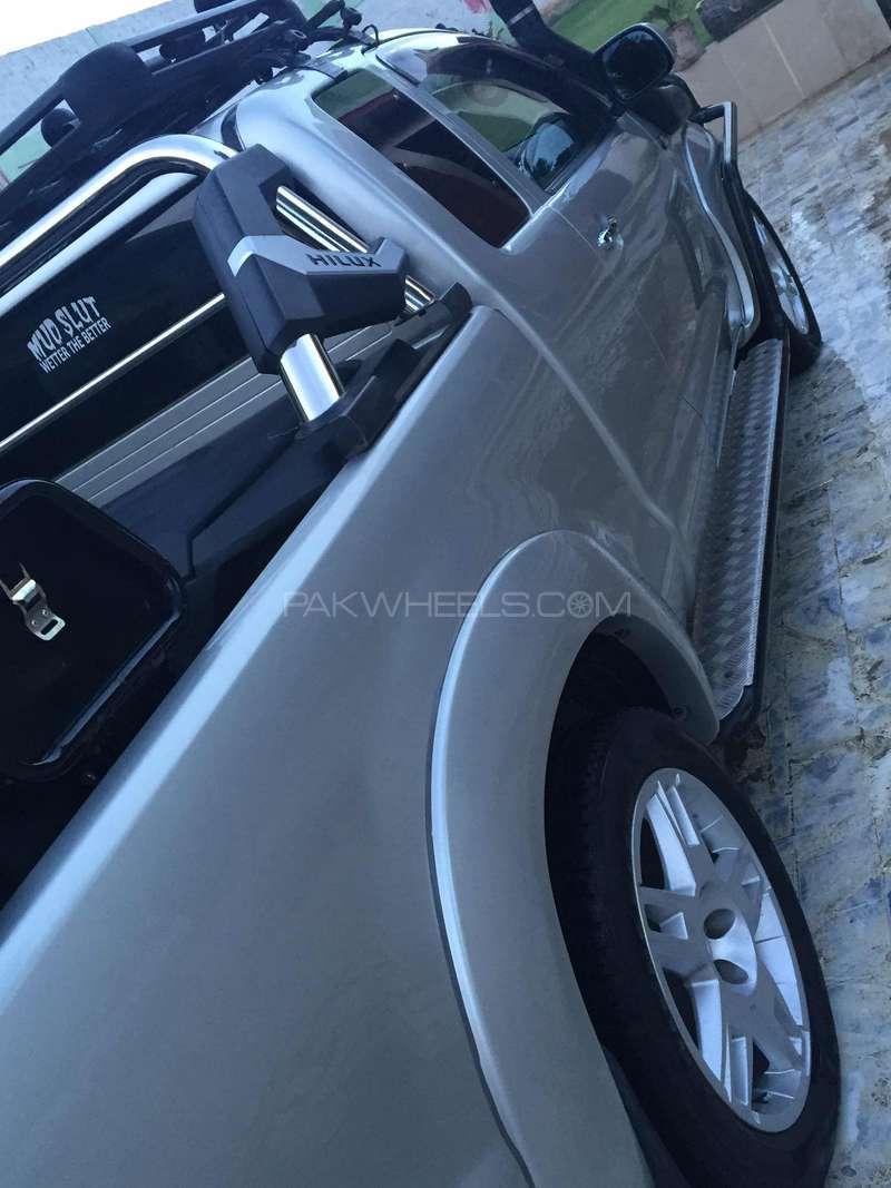 Toyota Hilux 2007 Image-7
