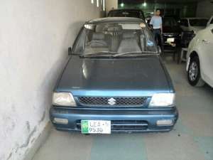 Suzuki Mehran VXR 2010 for Sale in Lahore