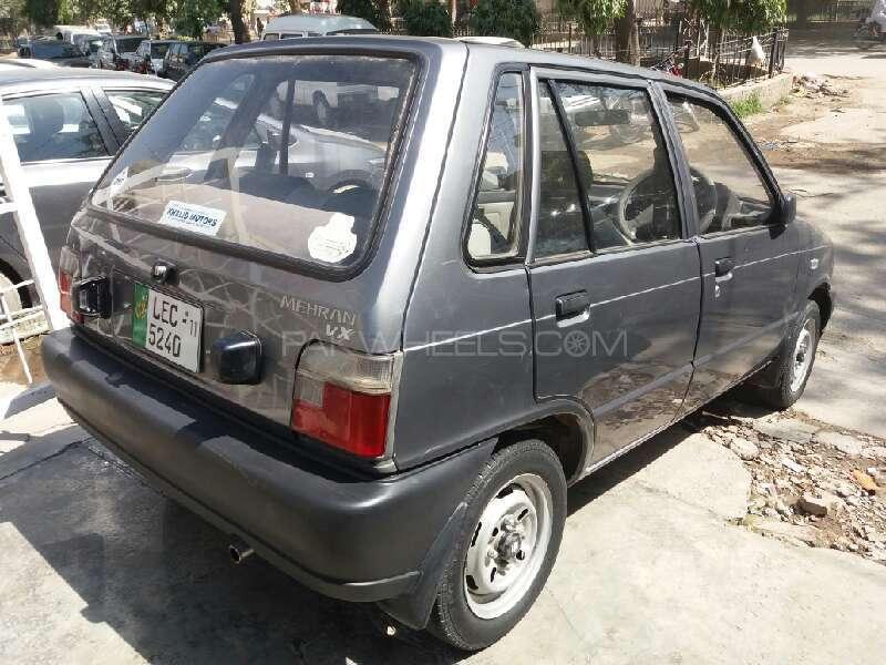 Suzuki Mehran VX 2011 Image-3
