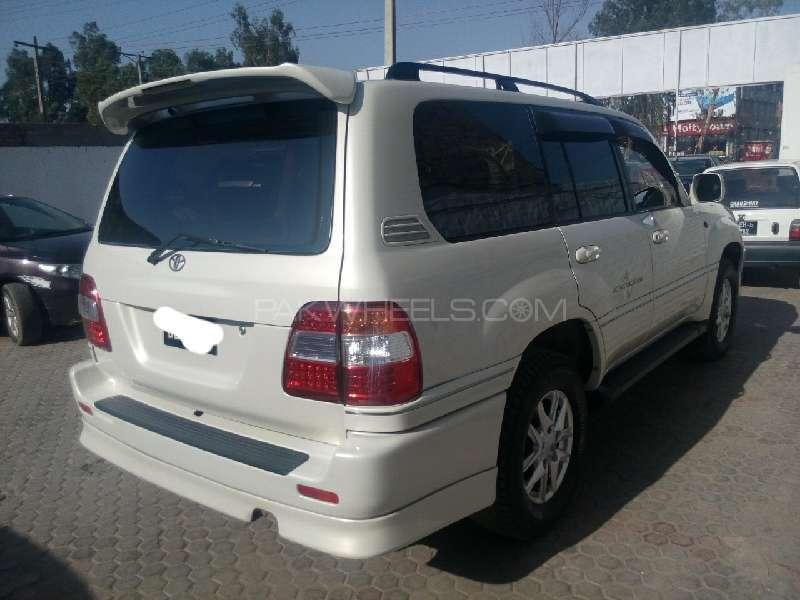 Toyota Land Cruiser GX 4.2D 1998 Image-5