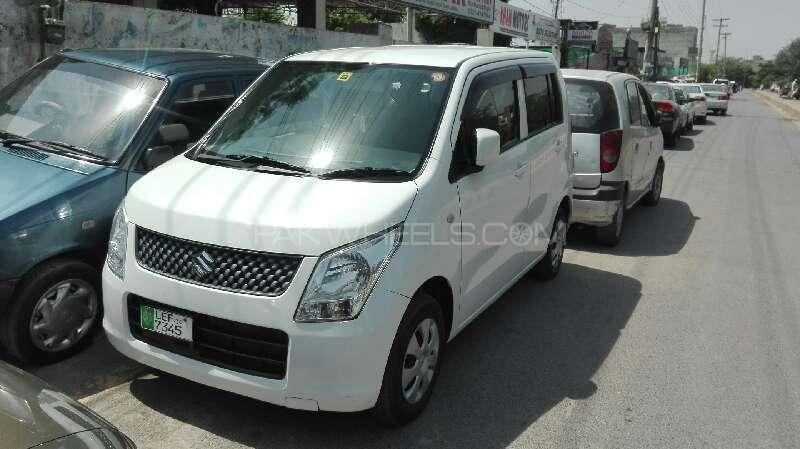 Suzuki Wagon R FX 2011 Image-1