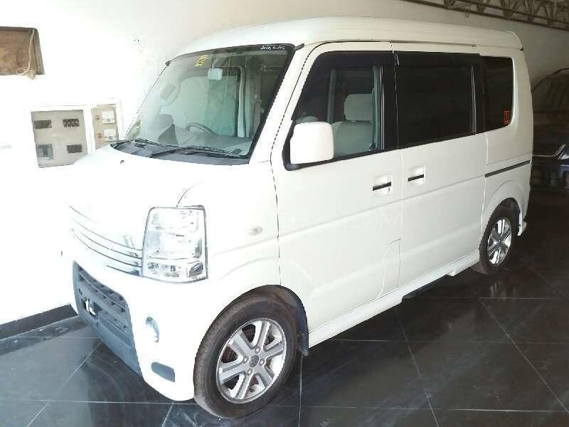 Suzuki Every Wagon 2010 Image-2