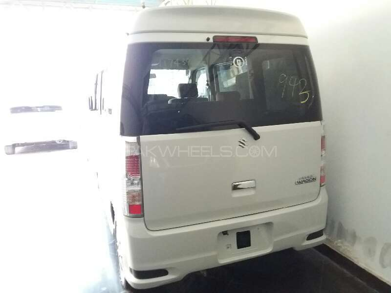 Suzuki Every Wagon 2010 Image-4