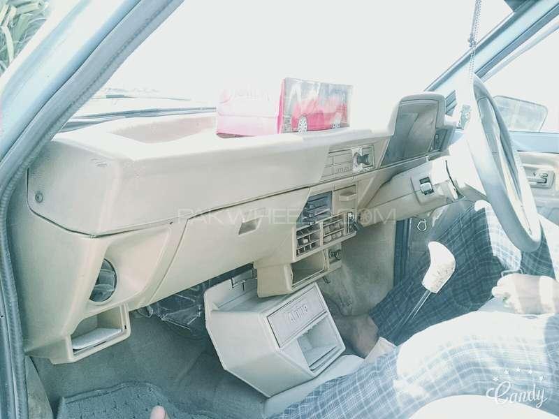 Suzuki FX GA 1987 Image-5