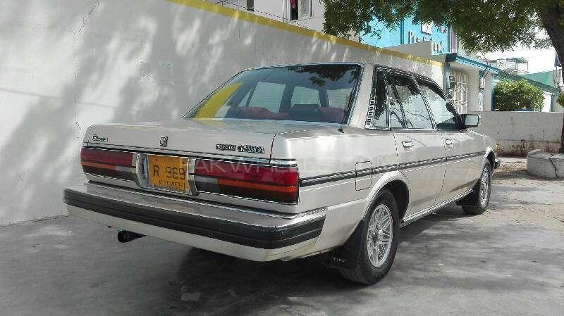Toyota Cressida 1988 Image-3