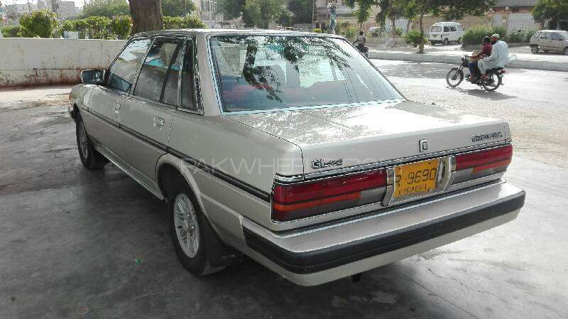 Toyota Cressida 1988 Image-18