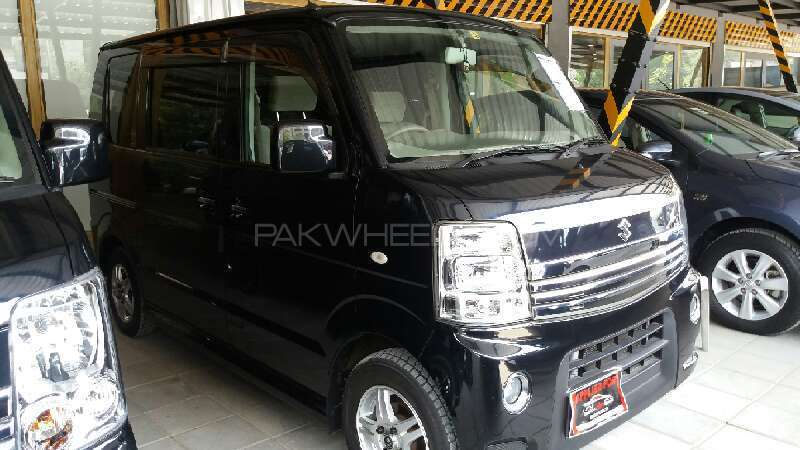 Every Wagon Pz Turbo Special Price In Pakistan >> Suzuki Every Wagon PZ Turbo Special 2011 for sale in Islamabad | PakWheels