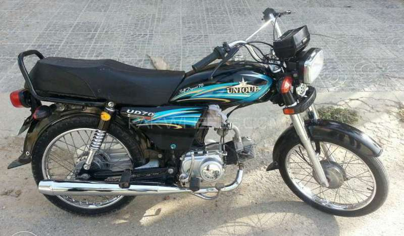 Used Unique UD 70 2015 Bike for sale in Karachi - 161840 ...