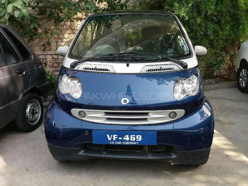 smart smart fortwo 2006 for sale in lahore pakwheels. Black Bedroom Furniture Sets. Home Design Ideas