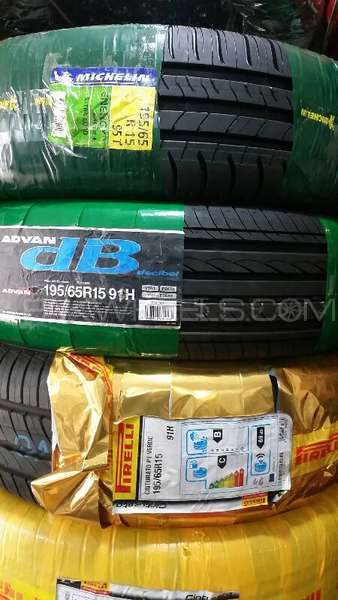 Branded tyres available on Discounted price till stock lasts Image-1