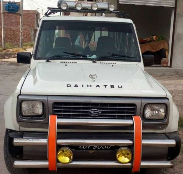 Used Daihatsu Rocky For Sale: Daihatsu Rocky 1995 For Sale In Lahore