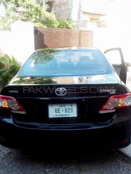 Toyota Corolla GLi 1.3 VVTi 2011 Image-12