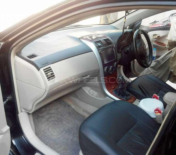 Toyota Corolla GLi 1.3 VVTi 2011 Image-9
