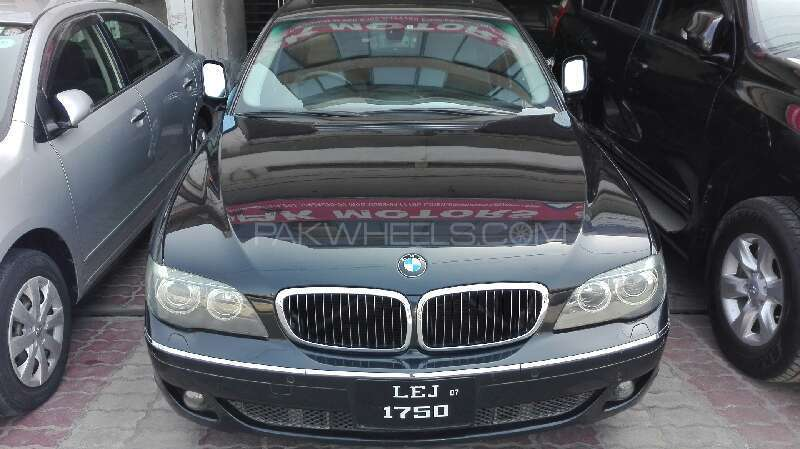 BMW 7 Series 750i 2005 Image-1