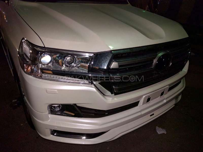 Toyota Land Cruiser 2016 Image-2