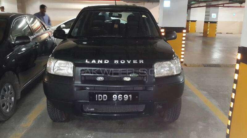 Land Rover Freelander 2003 Image-1