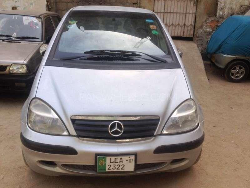 Mercedes Benz A Class 2003 Image-1