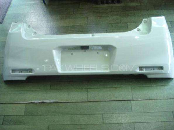 suzuki wagno r mh34 back bumper Image-1