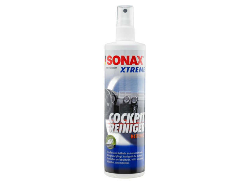 Sonax Cockpit Cleaner Matt - 300 ML 0283200-544  Image-1