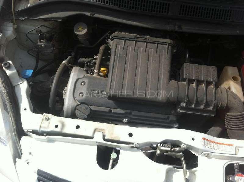 Suzuki Swift DX 1.3 2012 Image-14