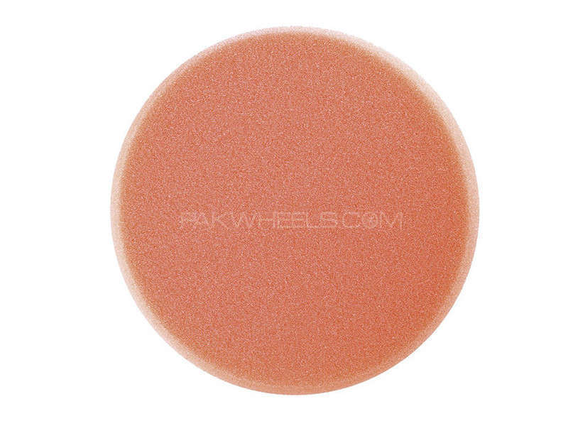 Sonax Polishing Sponge Orange (Medium) 493000  Image-1