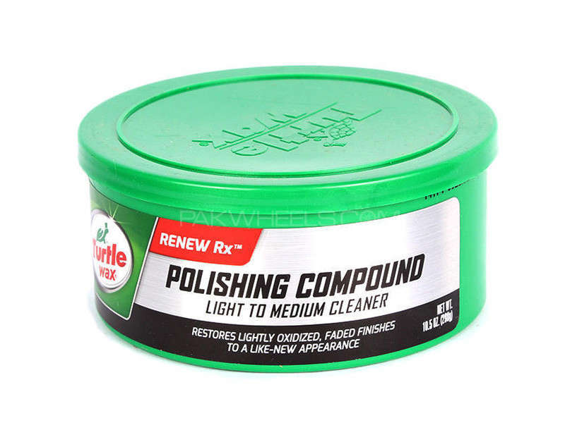 Turtle Polishing Compound T241 Image-1