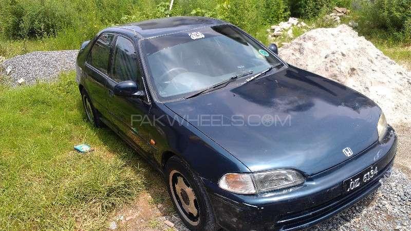 Honda Civic EXi 1995 Image-1