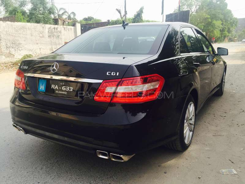 Mercedes Benz E Class E200 2009 For Sale In Lahore Pakwheels