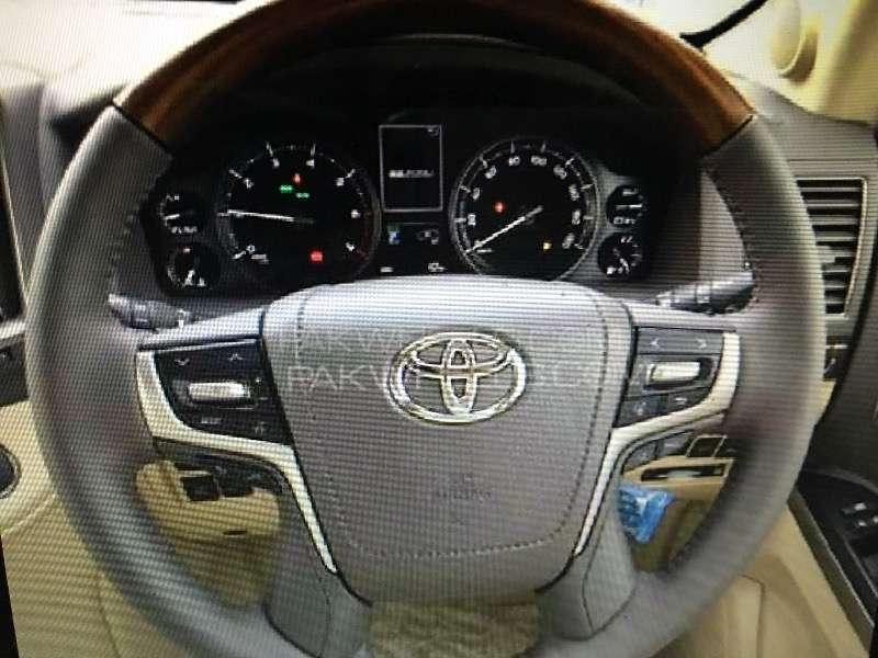 Toyota Land Cruiser ZX 2016 Image-8