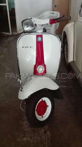 Vespa 150cc 1989 Image-1