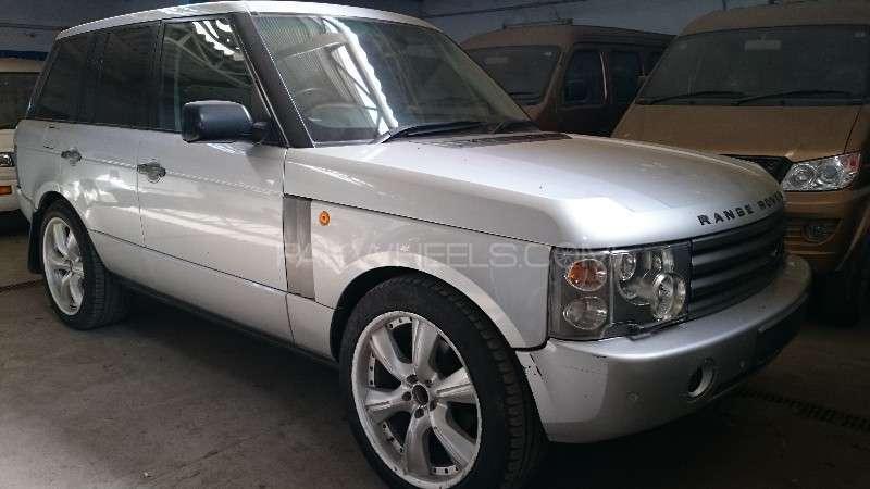 range rover vogue 2003 for sale in karachi pakwheels. Black Bedroom Furniture Sets. Home Design Ideas