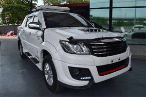 Toyota Hilux Vigo G 2013 for Sale in Karachi