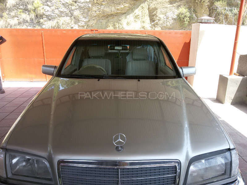 Mercedes benz c class 1998 for sale in rawalpindi pakwheels for Mercedes benz c class 1998