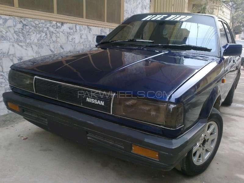 Nissan Sunny 1987 Image-1