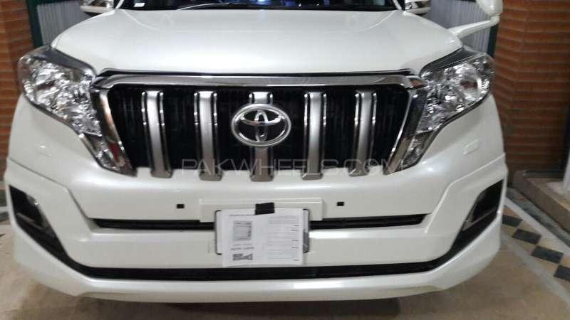 Toyota Prado TX 2.7 2009 Image-1