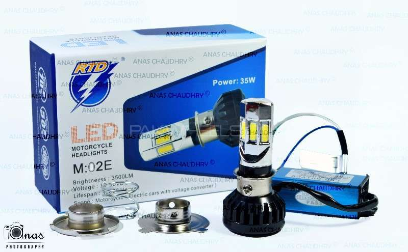 6 Point Led Lights Available Image-1