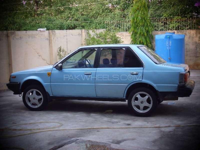 Nissan Sunny 1984 Image-3