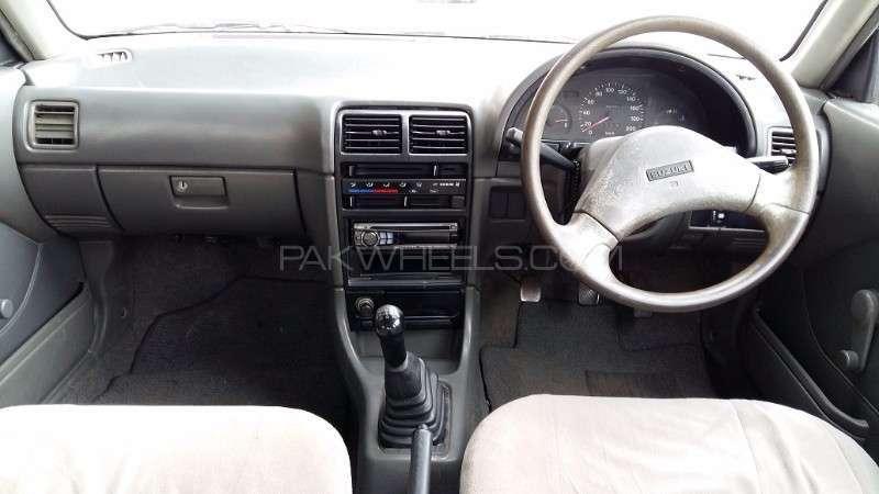 Suzuki Cultus VXR (CNG) 2002 Image-2
